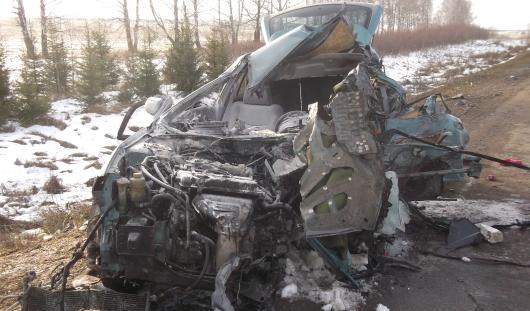 Смертельное ДТП произошло на трассе Ува-Ижевск