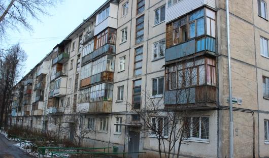 В 28 домах на улице 9 Января в Ижевске замерзают жильцы