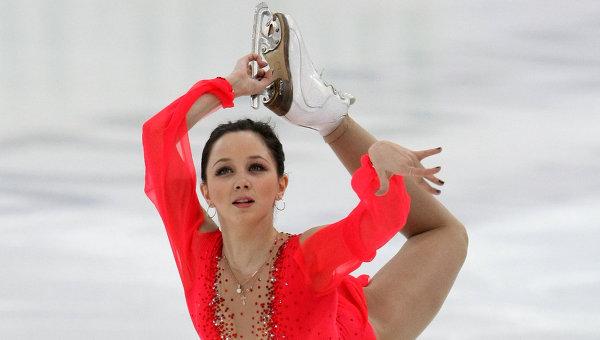 Фигуристка из Удмуртии Елизавета Туктамышева выступит на Гран-при в Китае