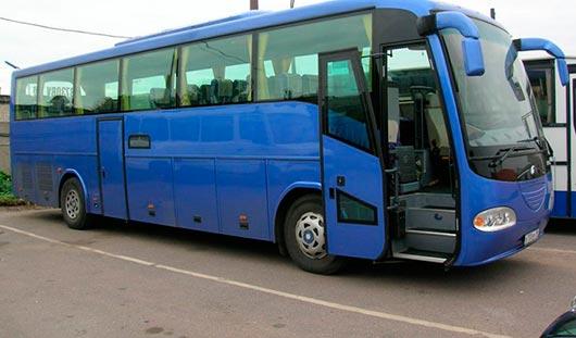 В Ижевске сотрудник транспортной компании угнал автобус
