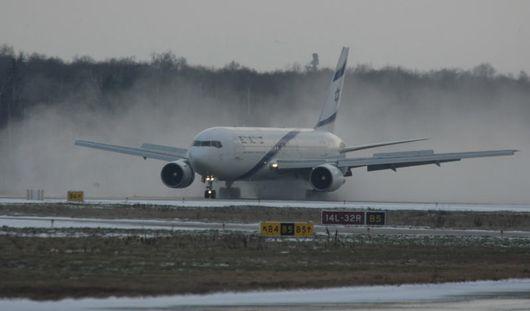 Авиарейсы из Ижевска задерживают из-за тумана