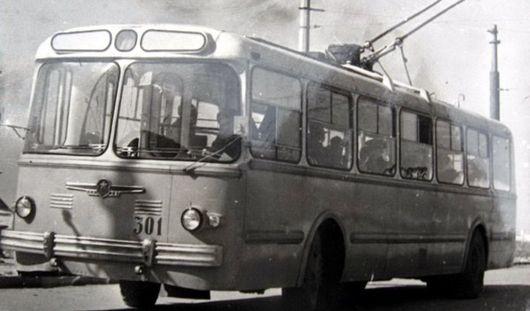 Есть повод: 6 ноября ижевские троллейбусы отмечают свое 46-летие