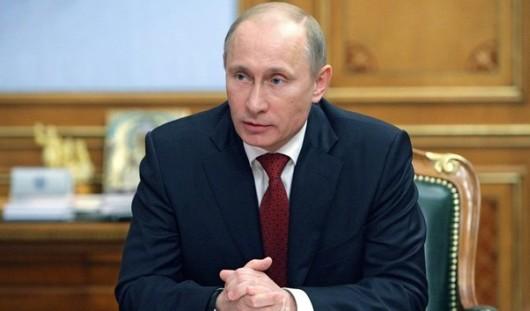 Голливудский режиссер планирует снять фильм про Владимира Путина