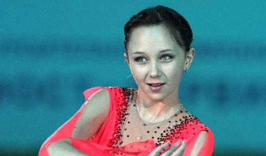 Глазовская фигуристка Елизавета Туктамышева выступит на Гран-при в Китае