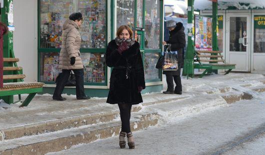 В выходные в Ижевске похолодает до -8 градусов