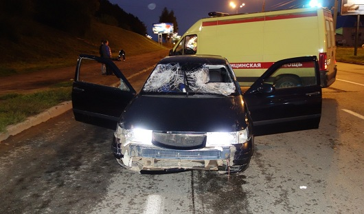 Водитель, насмерть сбивший парня и девушку в Ижевске, предстанет перед судом