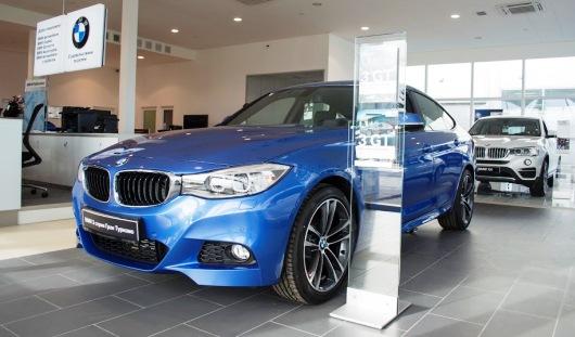 В Ижевске официально открыли дилерский центр BMW