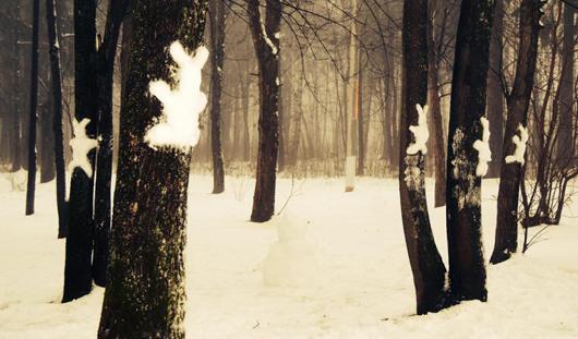 Зайцы на деревьях и маньяк на свободе: о чем этим утром говорят в Ижевске