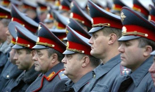 10 ноября отмечается День сотрудника органов внутренних дел России