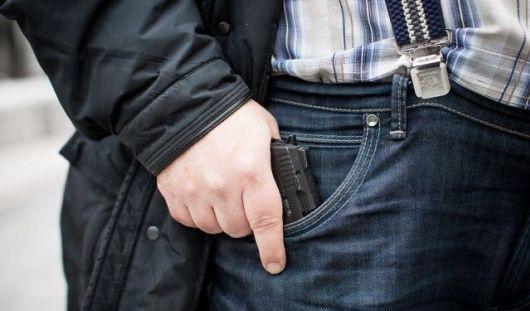 В Ижевске мужчина, выстреливший в полицейского, заключен под стражу