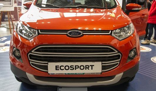 В Ижевске презентовали новый городской кроссовер Ford EcoSport