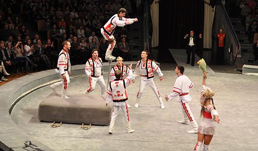 На Международный цирковой фестиваль в Ижевске в 2015 году могут потратить 12 миллионов