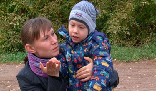 Ижевчане за месяц собрали 17 000 рублей на лечение 4-хлетнего Дамира