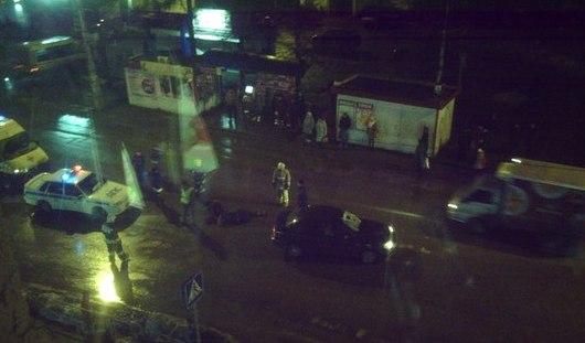 В Ижевске в городке Металлургов сбили двух пешеходов