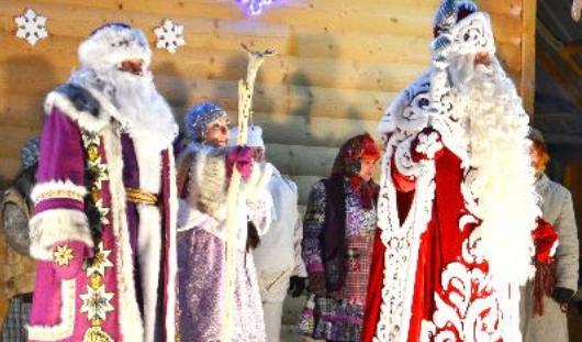 В Удмуртию на фестиваль сказочных героев приедет Дед Мороз