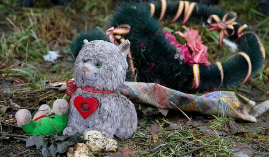 Ижевчане в автопробеге вспомнили погибших в ДТП в 2014 году