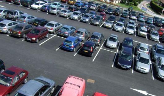 В Ижевске в течение 4 лет появятся 19 парковок