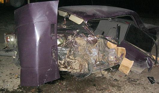 В Удмуртии БМВ с пьяным водителем за рулем врезался в «семерку»