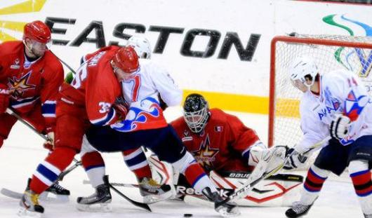 Хоккеист Иван Гуляев из «Ижстали» возглавил рейтинг самых грубых хоккеистов ВХЛ
