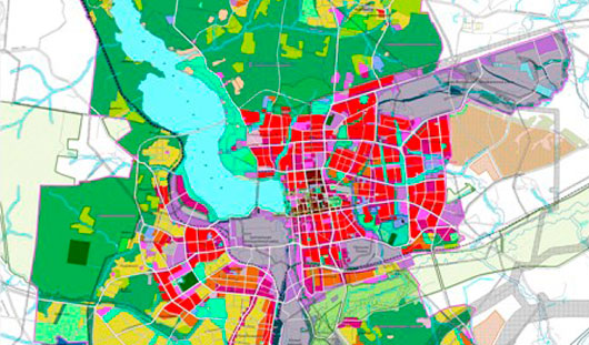 Власти Удмуртии будут утверждать Генпланы городов