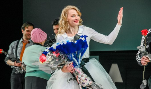 Светлана Ходченкова стреляла в Ижевске из автомата Калашникова