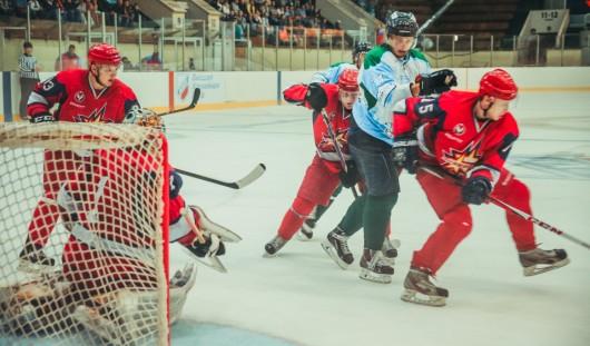 5 хоккеистов «Ижстали» попали в расширенный состав студенческой сборной России
