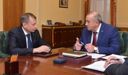 Руководители Сбербанка и Удмуртии договорились развивать сотрудничество