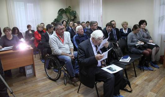 В Ижевске создается безбарьерная среда для инвалидов