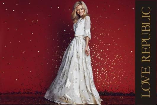 Стань Мисс LOVE REPUBLIC и выиграй сертификат на 3000 рублей в магазин модного бренда