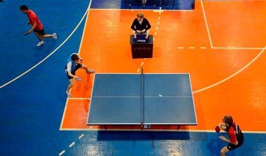 Всероссийский турнир по настольному теннису состоялся в Ижевске