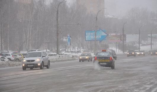Зимой в Ижевске в первую очередь будут чистить от снега Центр и улицу Удмуртскую