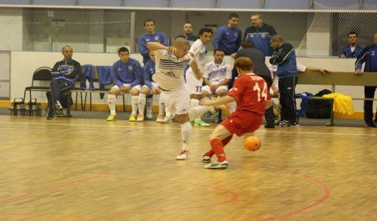 Глазовские мини-футболисты сыграют в Ижевске с тюменской командой