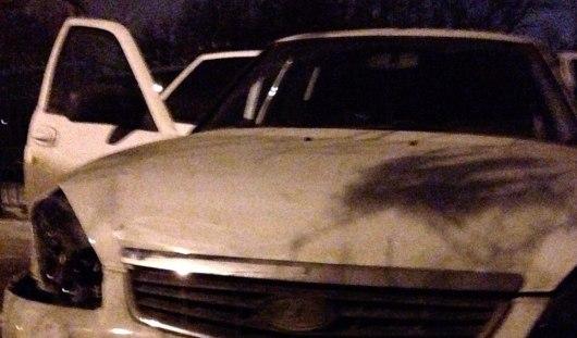 Скрывавшийся от погони ижевский водитель попал в ДТП
