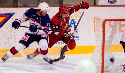 Хоккеисты Ижевска на своем льду примут нефтекамский «Торос»