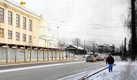 Почему за 200 лет улица Ленина четыре раза меняла свое название?