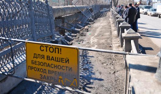 Объявлен тендер на проект реконструкции моста на Дерябина в Ижевске