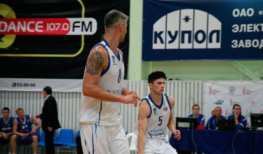 Баскетболисты Ижевска проиграли на выезде БК «АлтайБаскет»