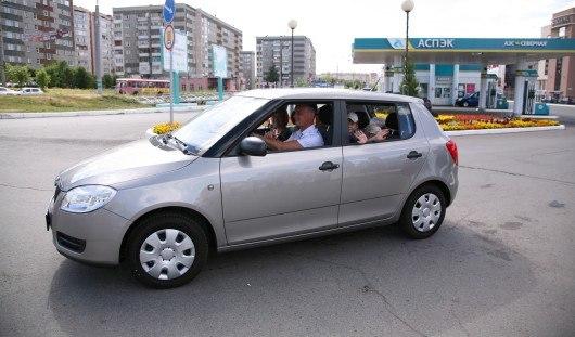 Автопарк России насчитывает 46 миллионов 385 тысяч машин