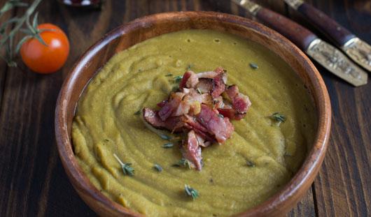 Какие горячие крем-супы приготовить ижевчанам
