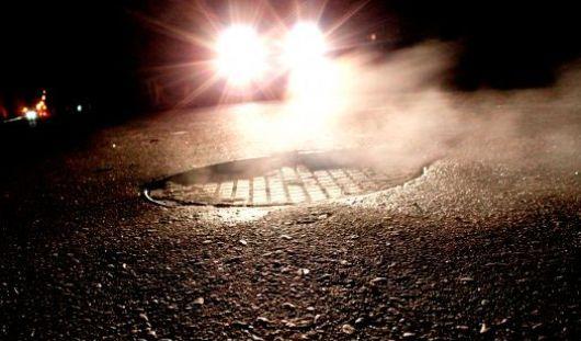 В Удмуртии погибла девушка, переходившая дорогу в неположенном месте