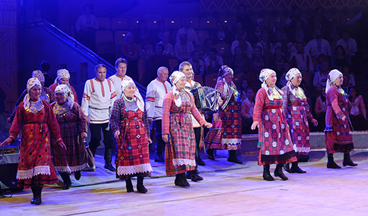 Поступило около 5000 заявок на билеты открытия Года Удмуртии в Москве