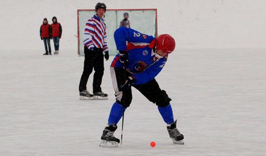Стартовал очередной сезон первенства России по хоккею с мячом