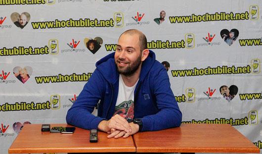 Семен Слепаков: «Я думаю, что юмористов из Ижевска очень много, но я их не знаю»