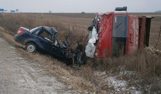 Смертельная авария в Удмуртии: водитель КамАЗа рассказал, что у его машины отказали тормоза