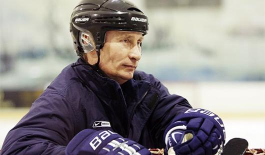 Владимир Путин сыграет в хоккей с Сергеем Шойгу