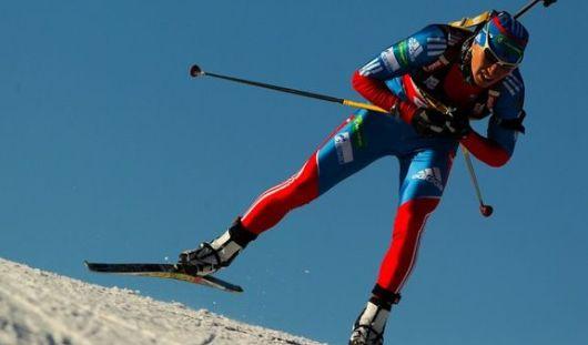 У российского биатлониста вскрыли положительную допинг-пробу