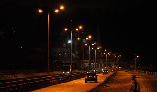 Министр внутренних дел Удмуртии раскритиковал решение отключать освещение в Ижевске