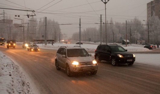 В России могут вновь начать штрафовать за превышение скорости на 10 км/ч