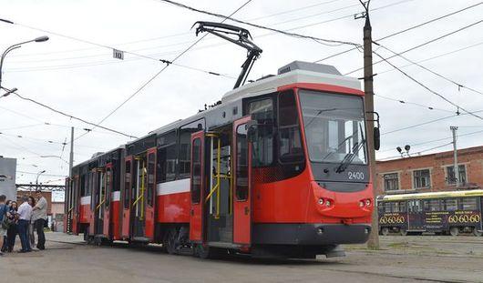 Очередной чешско-немецкий вагон выйдет на маршрут № 9 в Ижевске
