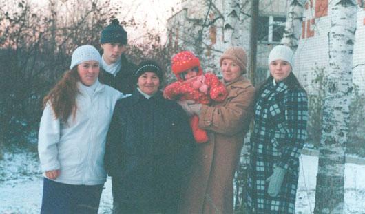 Мать семерых детей из Ижевска: я с детства мечтала о большой семье